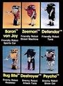 GO-BOTS E SUPER GO-BOTS 1983-86 Superg10