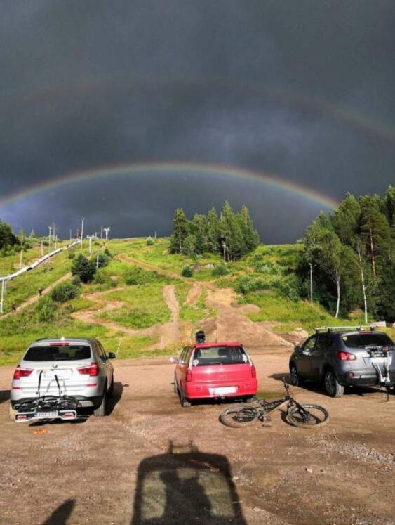 Doppio arcobaleno 29-12210