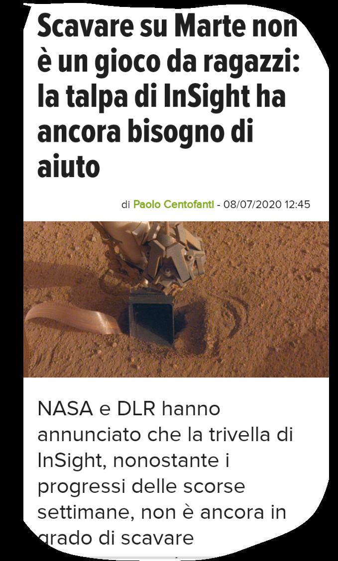 Marte aggiornamento Scree197