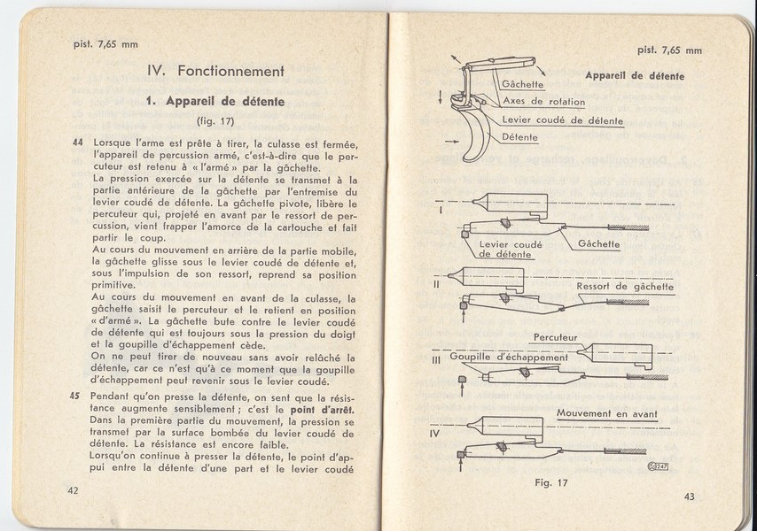 Mécanique Interne P08 (traduction) Appel aux Lugerophiles 910