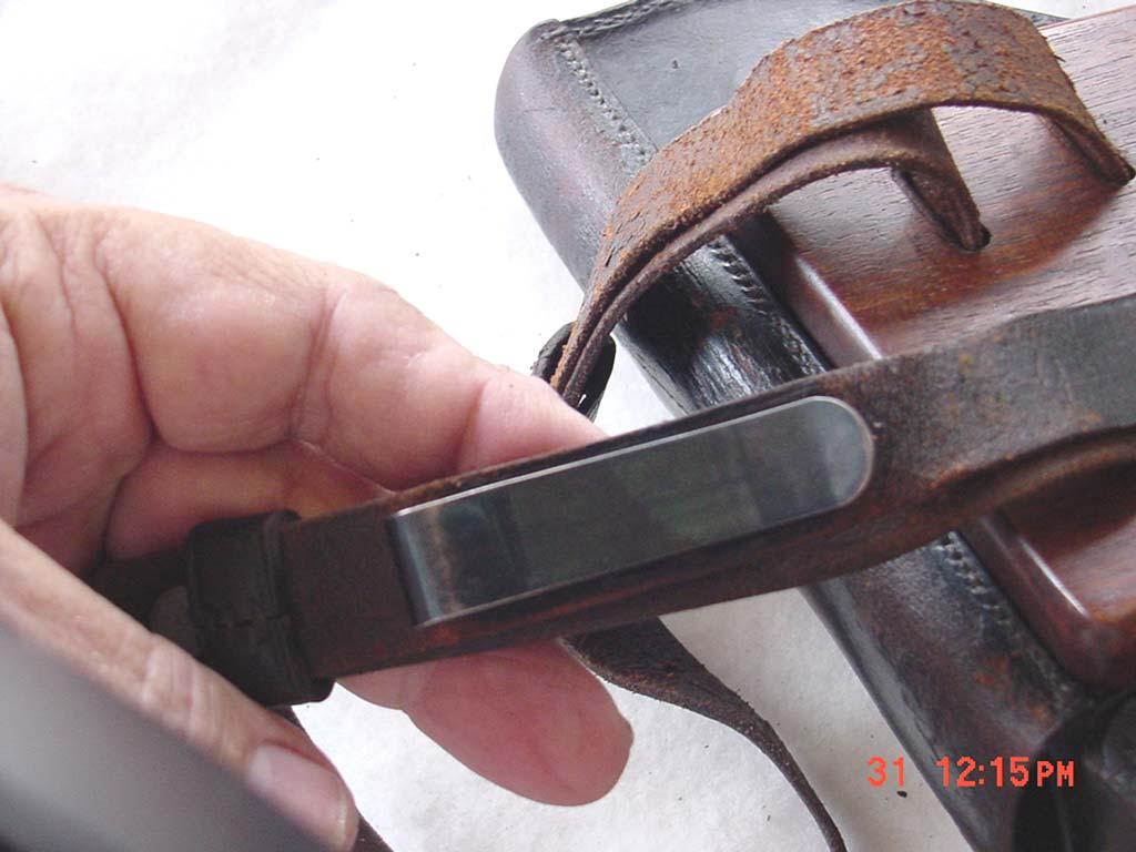 Brelage LP08 (Luger d'artillerie) Croche10