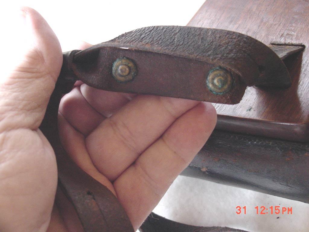 Brelage LP08 (Luger d'artillerie) Croche11