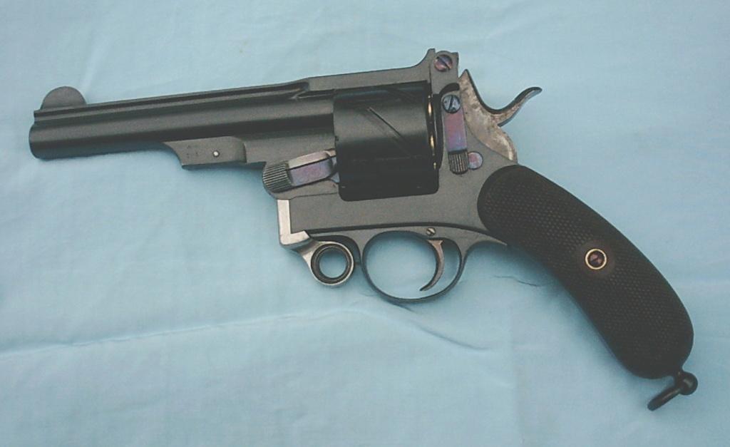 Vintage shooting weapon - Impressive Restoration Face_g10