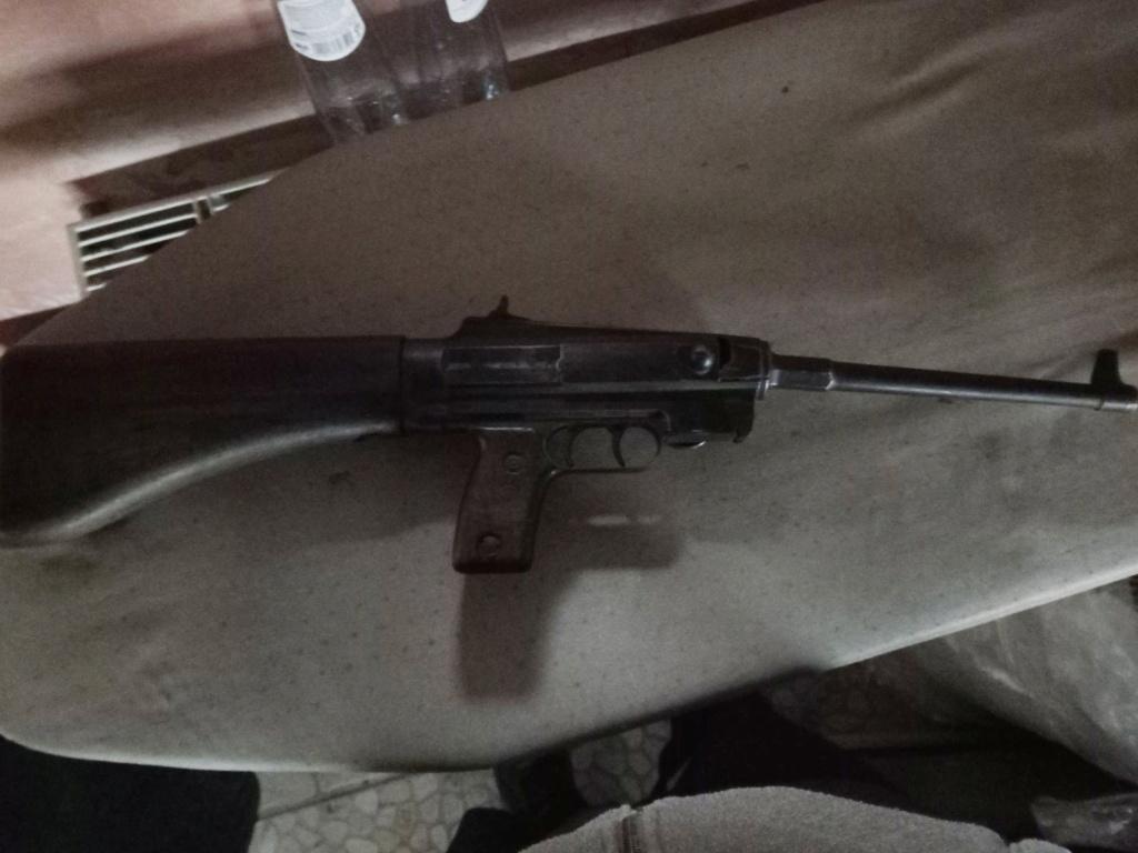 Pistolet Mitrailleur MAS modèle 1938 , non 1925 Tot10