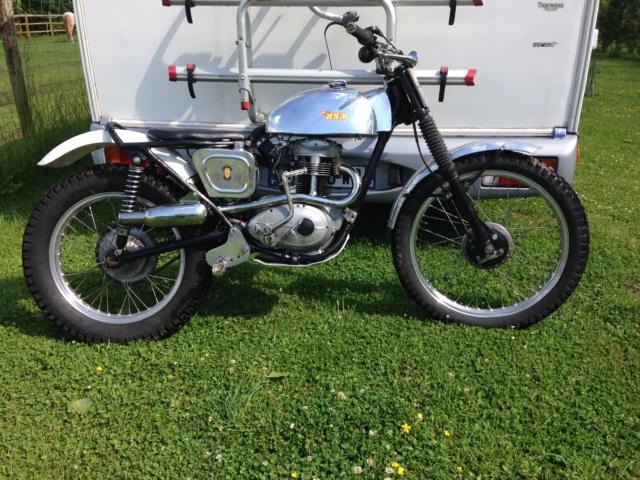 Amicale BSA Motorcycle - Portail C15_n210
