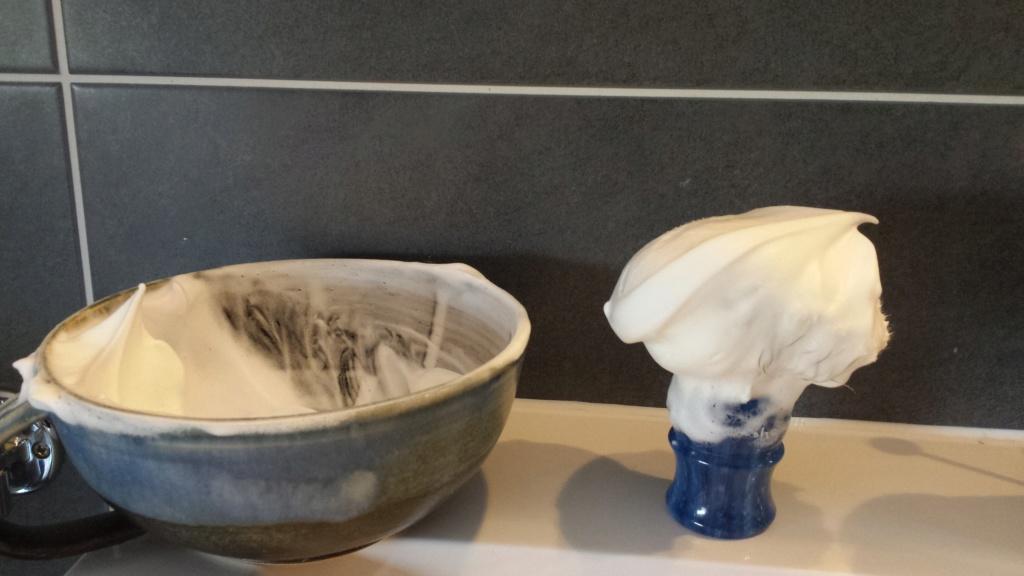 Présentation london oatcake shaving soap 20190223