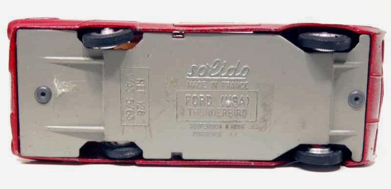 N°7 Ford Thunderbird  14193-10