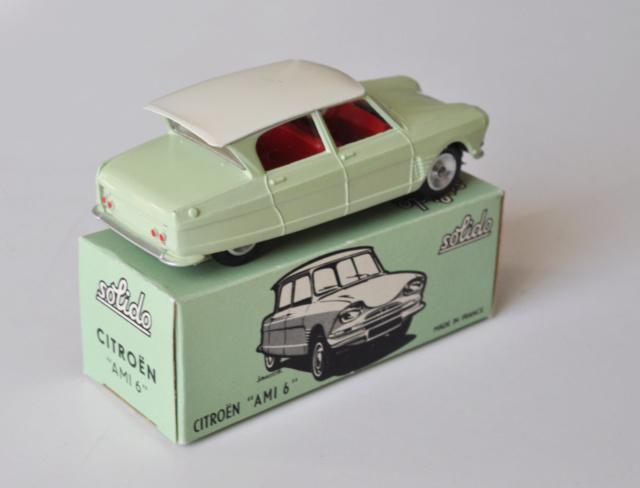 numéro 2 Citroën Ami 6 berline Solido22