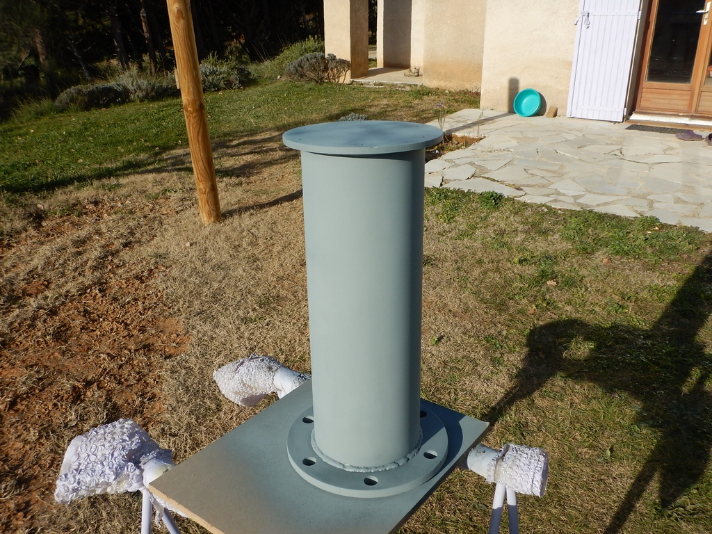 Construction de mon observatoire Dscn3222