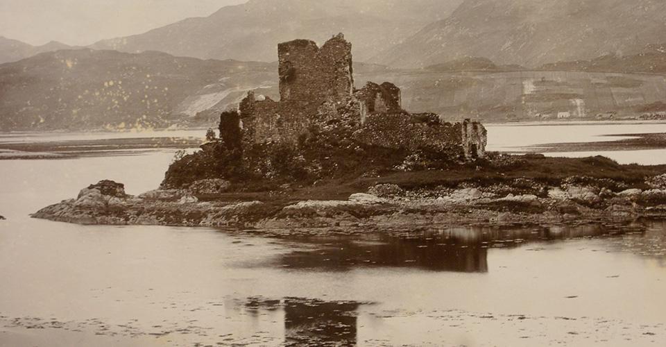 Un bel exemple de château écossais au XVIIème siècle 2531ba10