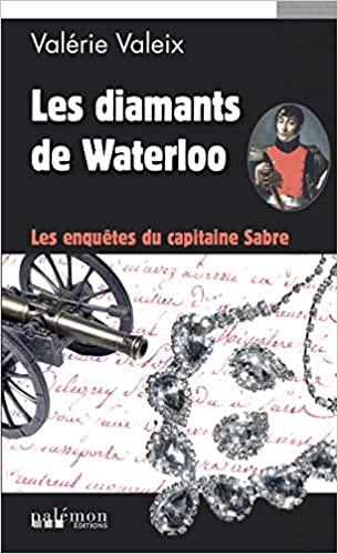 Les enquêtes du capitaine Sabre : Les diamants de Waterloo. 51d98w10