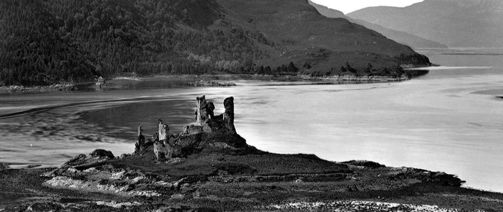 Un bel exemple de château écossais au XVIIème siècle 654c8210
