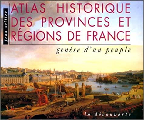 Le guide des pays de France Atlasr10
