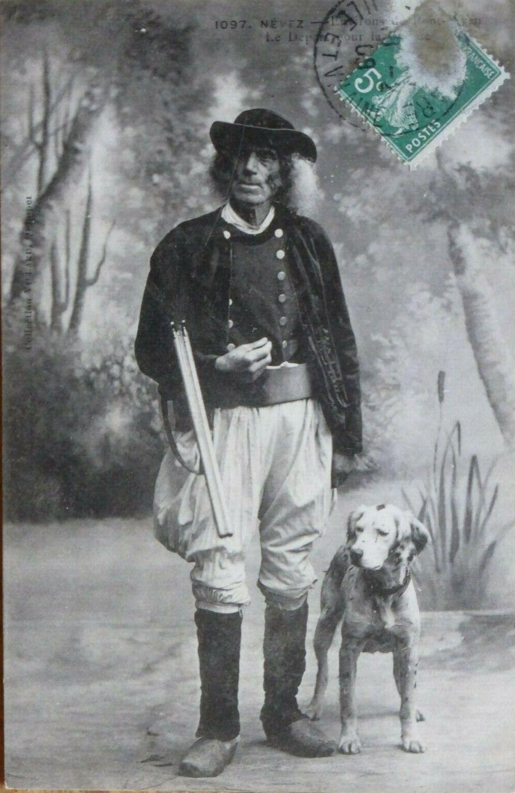 Quiberon, sa côte, ses chouans, ses bastons - Page 26 Bragoz12