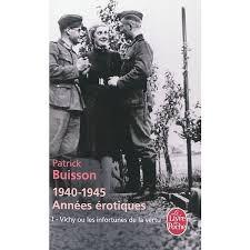 1940-1945 années érotiques Buisso10
