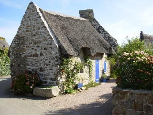 Maison bretonne Chaumi10