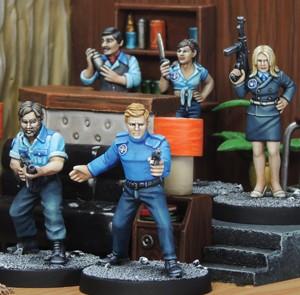 """Danger 5 - la série """"Pulp loufouque"""" australienne Danger10"""