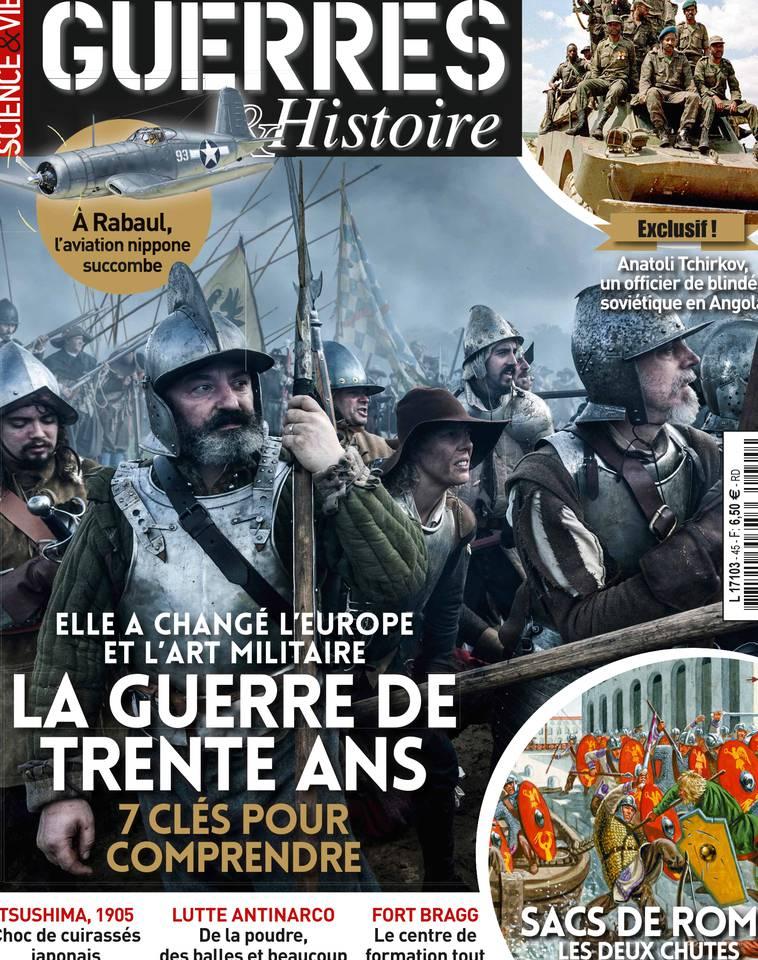 Le magazine Guerre et Histoire Ghguer10