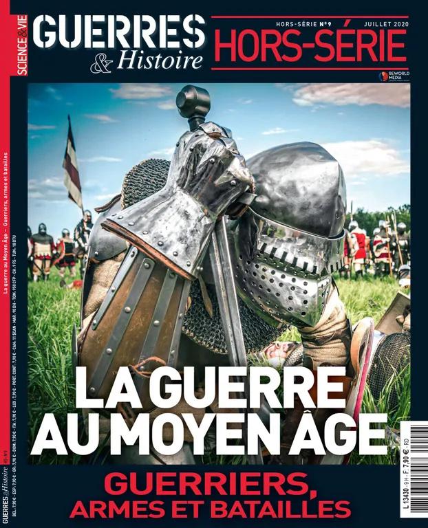 Cède lot de la revue Guerres et Histoire Guerre10