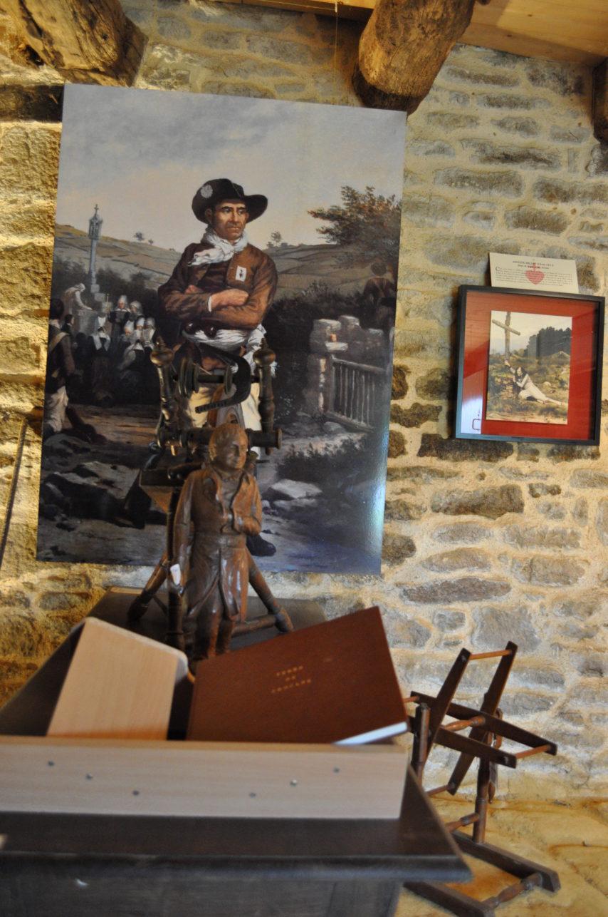 Quelques ouvrages sur la chouannerie en Morbihan Intzor10