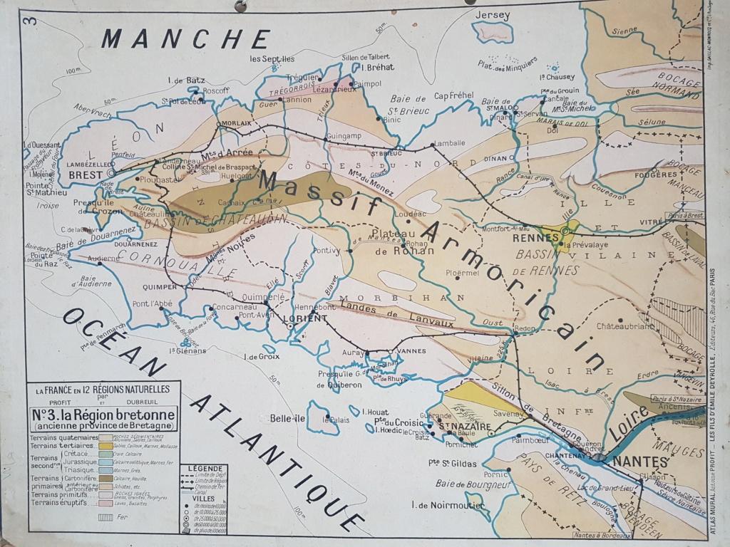 Un peu de géographie historique de la France Karten10