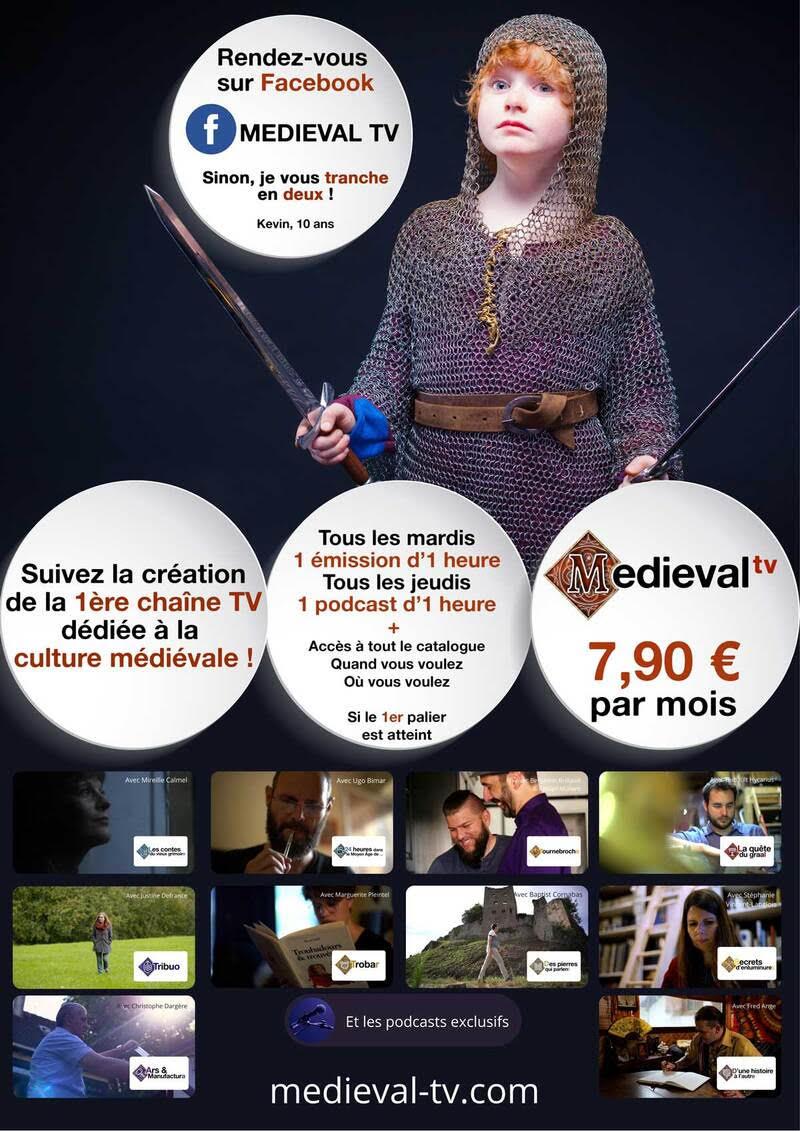 Création de Médiéval TV Mzodiz10