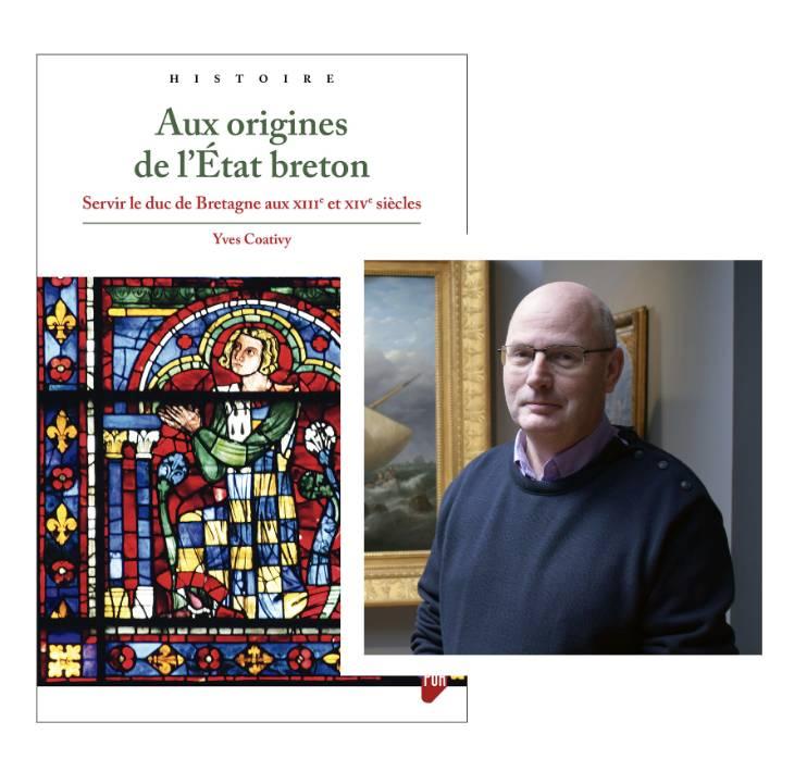 Aux origines de l'état breton - Servir le duc de Bretagne aux XIIIe et XIVe siècles Orin10