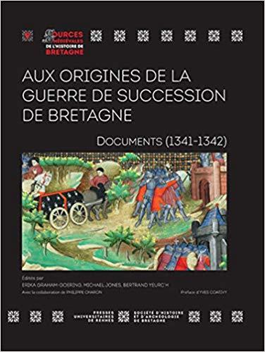 Aux origines de la guerre de succession de Bretagne - Documents (1341-1342) Orin11