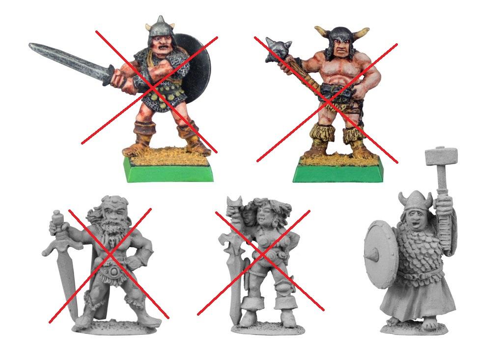 Figurine Foundry période Citadel Reaver10