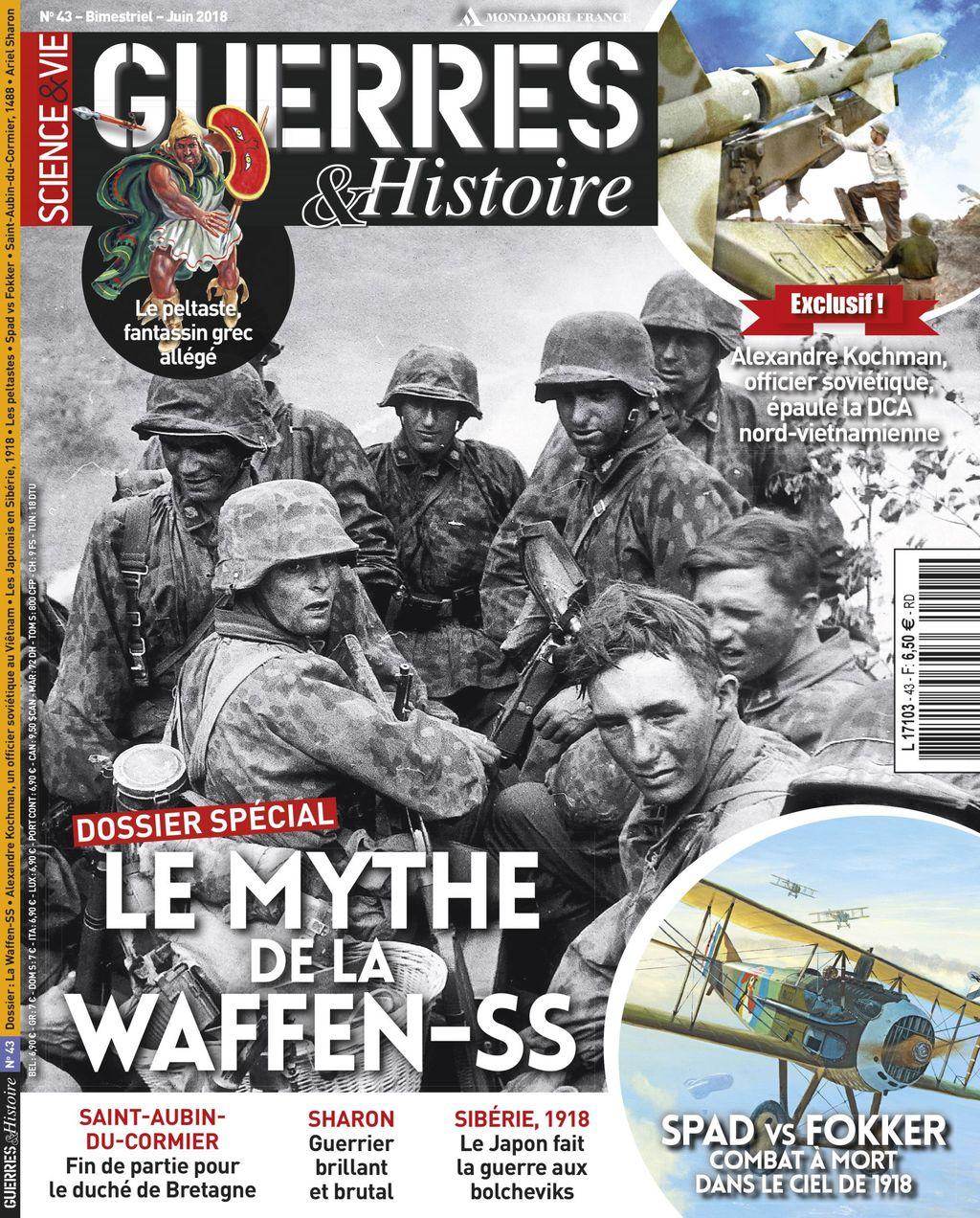Le magazine Guerre et Histoire Saint-10