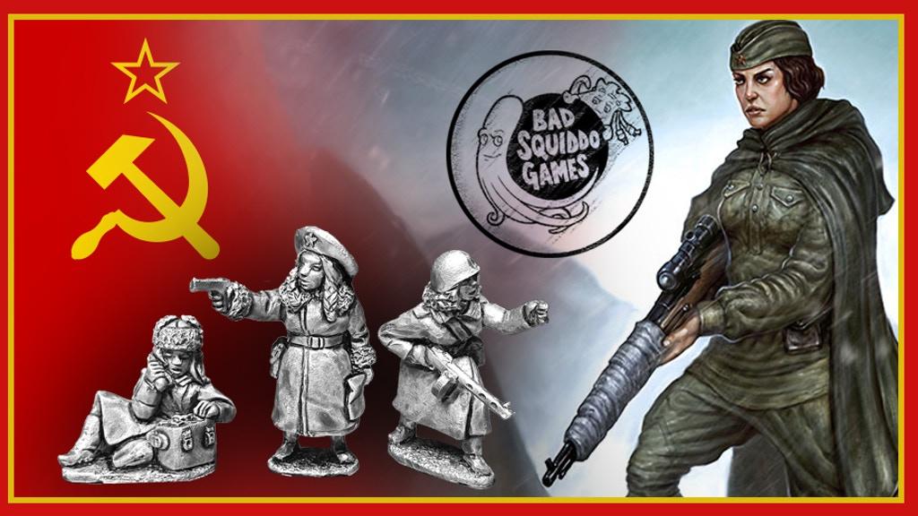 Pour Patrice : Women of Soviet Russia Soviet10
