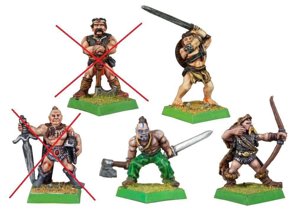 Barbares en slip Citadel Wargam10