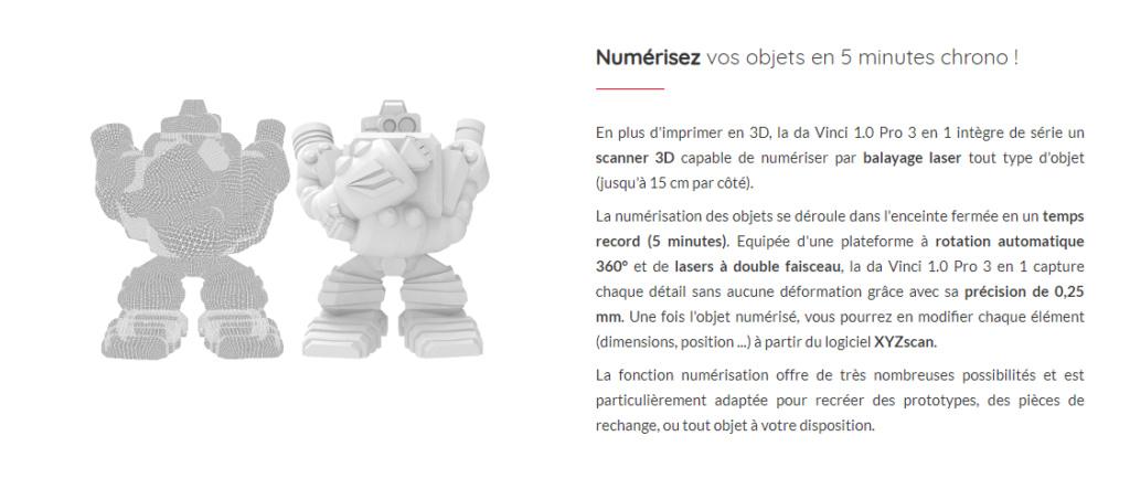 Imprimante 3D Xyzpro11