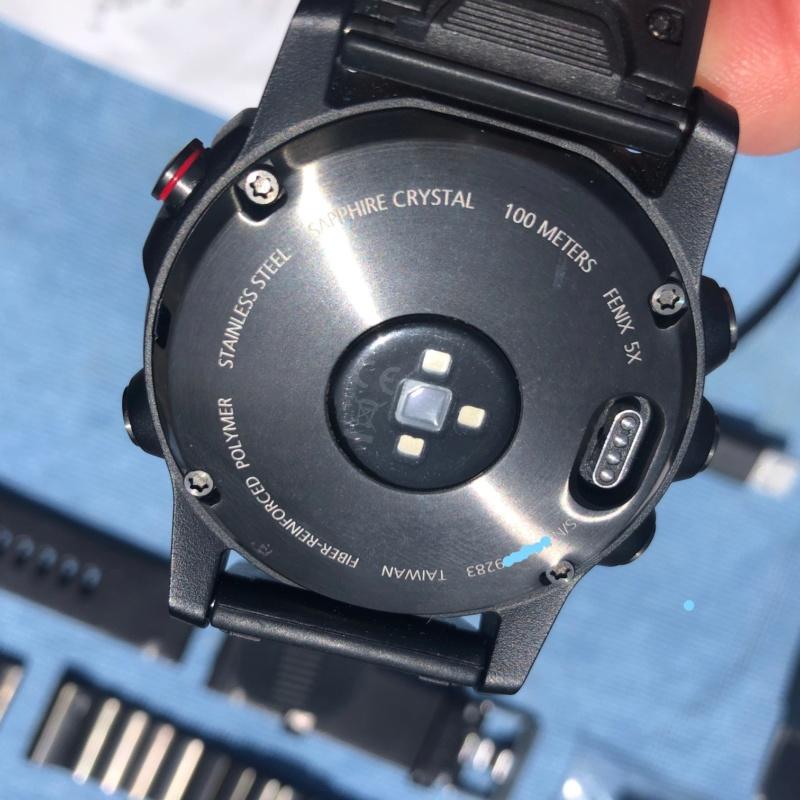 [Vends] Garmin Fénix 5x Sapphire Edition Inkedi10