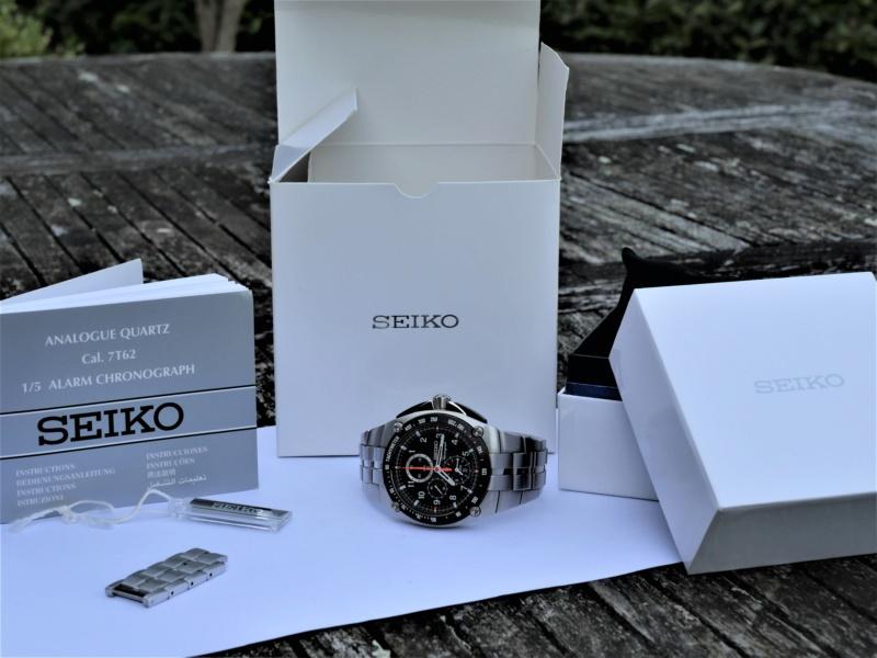 [Baisse de prix][Vends] Seiko Sportura Chronographe Quartz P1080417