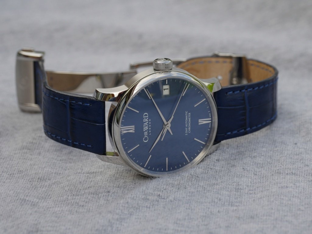 ward - [Vends] Christopher Ward C9 5 Day P1090212