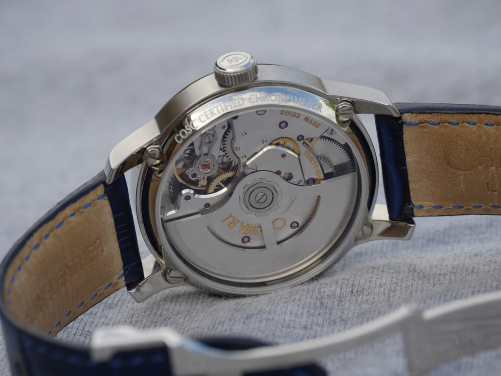 ward - [Vends] Christopher Ward C9 5 Day P1090213
