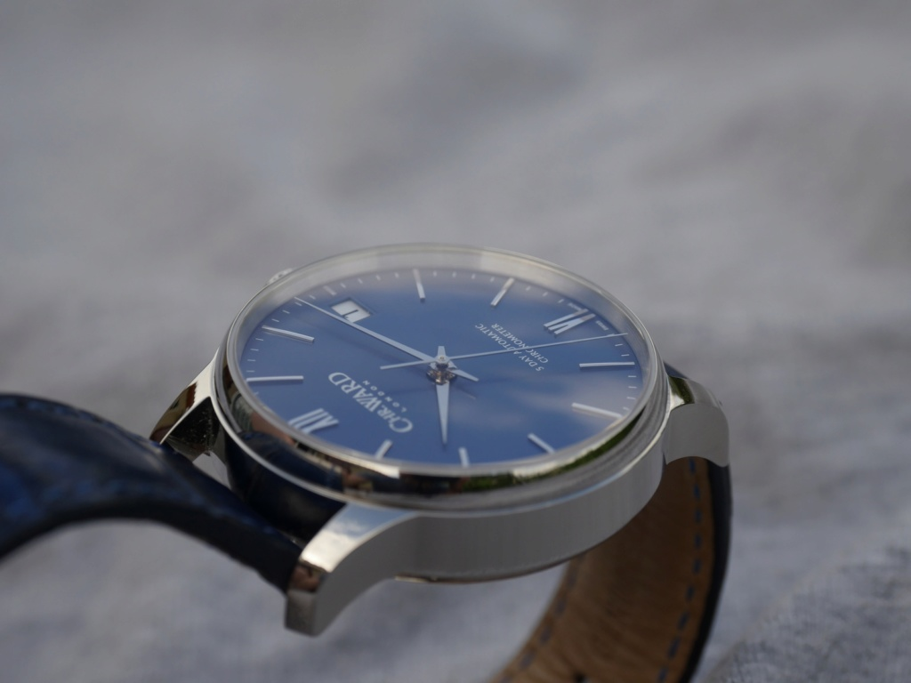 ward - [Vends] Christopher Ward C9 5 Day P1090215