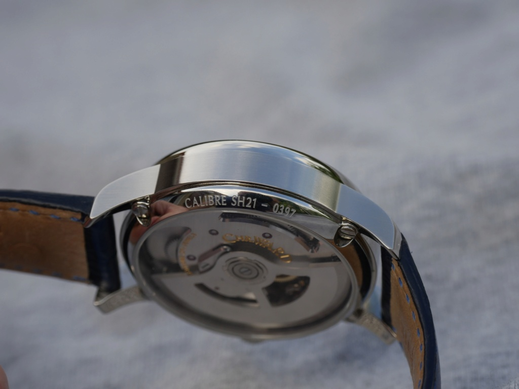 ward - [Vends] Christopher Ward C9 5 Day P1090216