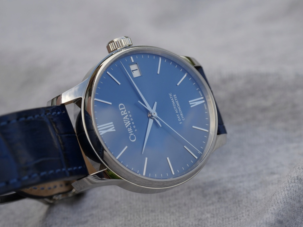 ward - [Vends] Christopher Ward C9 5 Day P1090217