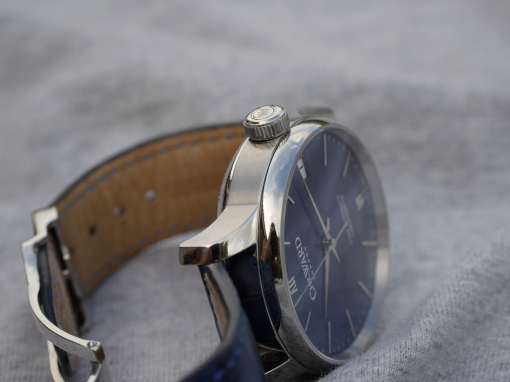 ward - [Vends] Christopher Ward C9 5 Day P1090218