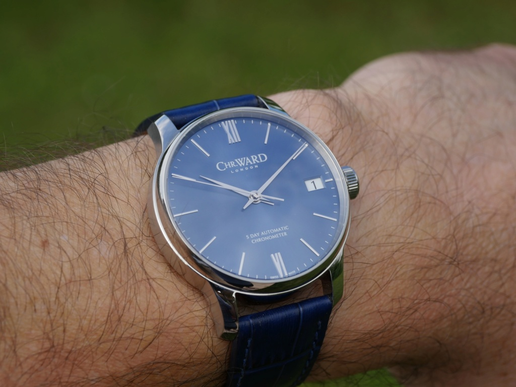 ward - [Vends] Christopher Ward C9 5 Day P1090219