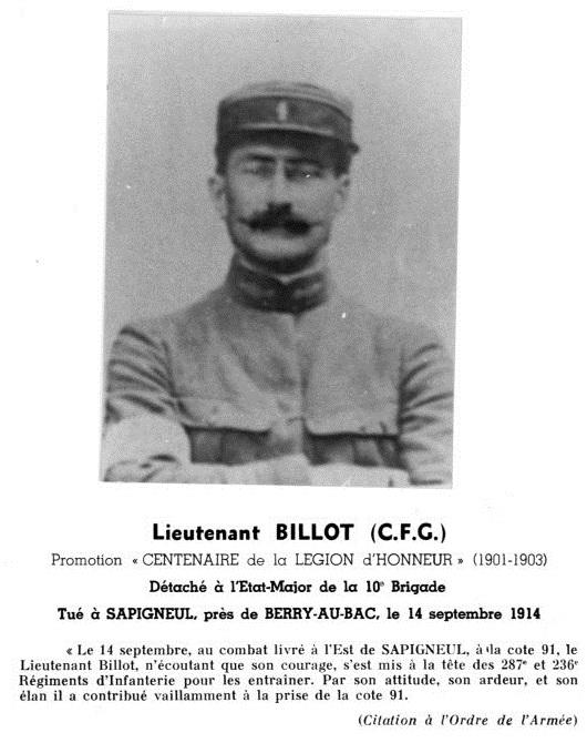 Lieutenant BILLOT Camille Félix Guillaume (+14/07/1914) Bil_dn10