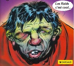 Raid des baragnas Raids10