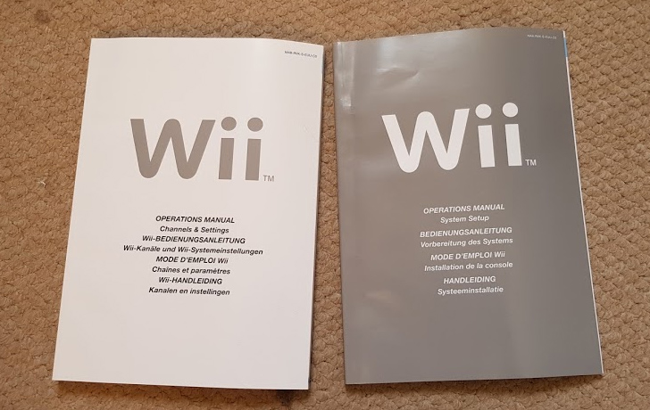DON - 2 manuels console Wii Manuel10