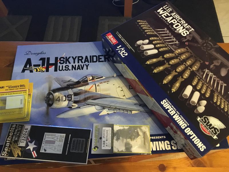 A-1H Skyraider US Navy Img_1111