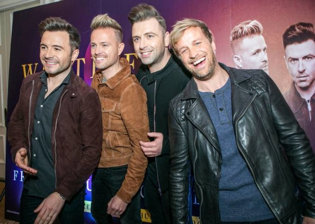 Westlife Press Conference InterContinental - 23.10.18 024010