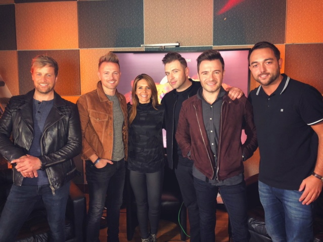 Westlife en The Nicky Byrne Show! 048710