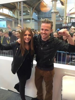 Jenny Greene insiste en que no cambiará el nombre del show de 2fm con Nicky Byrne 07910