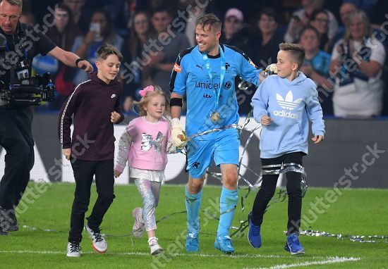 [Fotos] Nicky Byrne en Soccer Aid 2019 10310621